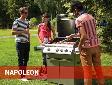 barbecue napoleon