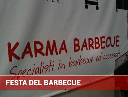 festa del barbecue